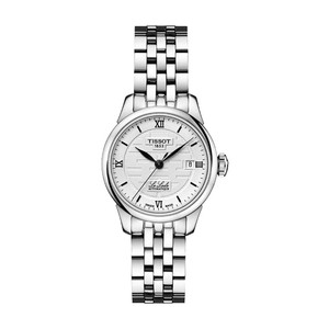 4f2d0ea594b7 Tissot Le Locle Double Happiness Lady Automatic Grey Dial Stainless Steel  Lai