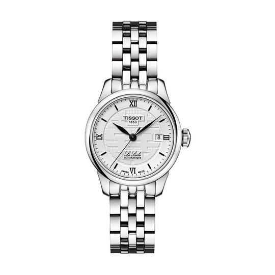 Preload https://img-static.tradesy.com/item/21913001/tissot-le-locle-double-happiness-lady-grey-dial-stainless-steel-lai-watch-0-0-540-540.jpg