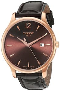 Tissot Tradition Brown Dial Men's Watch