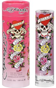 Christian Audigier Ed Hardy 3.4 ounce Perfume Spray