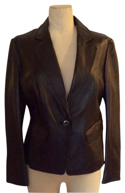 Preload https://img-static.tradesy.com/item/21913113/anne-klein-black-leather-jacket-size-petite-12-l-0-1-650-650.jpg