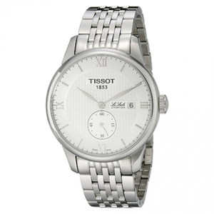 Tissot Le Locle Automatic Silver Dial Stainless Steel Men's Watch