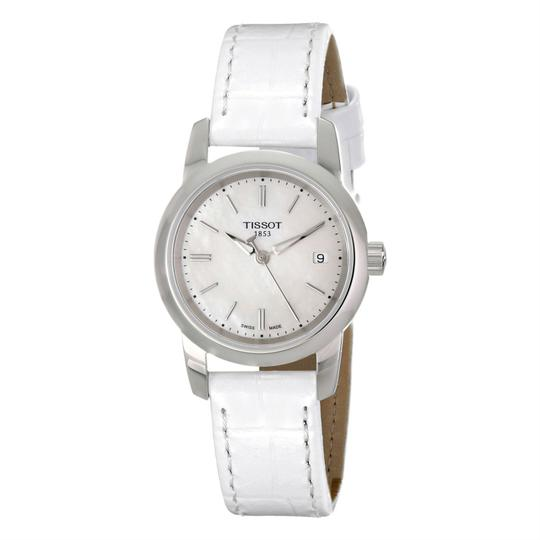 Preload https://img-static.tradesy.com/item/21913159/tissot-classic-dream-mother-of-pearl-dial-ladies-watch-0-0-540-540.jpg