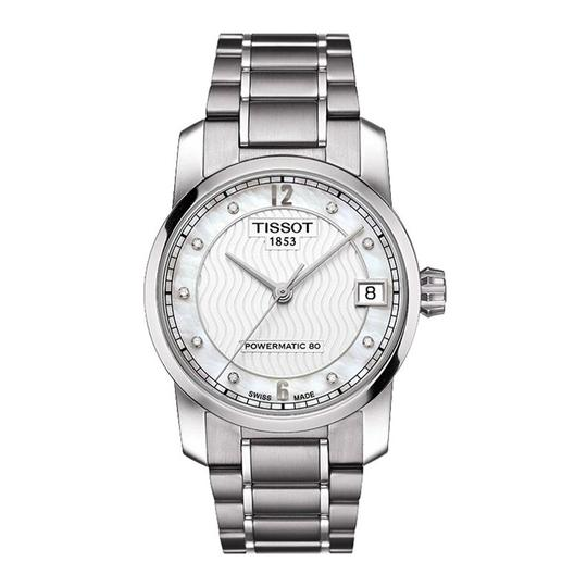 Preload https://img-static.tradesy.com/item/21913211/tissot-t-classic-mother-of-pearl-dial-titanium-ladies-watch-0-0-540-540.jpg