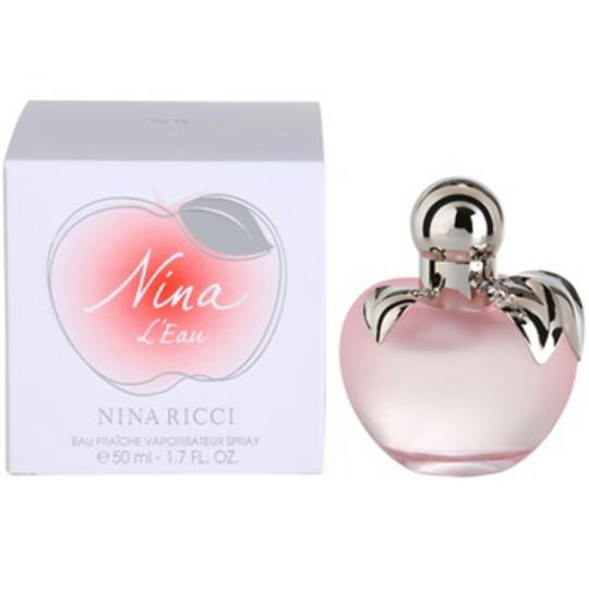 Nina Ricci NINA L'EAU EAU FRAICHE BY NINA RICCI-MADE IN FRANCE