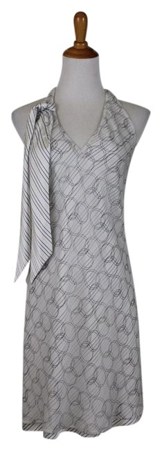 Preload https://img-static.tradesy.com/item/21913657/laundry-by-shelli-segal-white-and-gray-silk-halter-short-night-out-dress-size-6-s-0-1-650-650.jpg