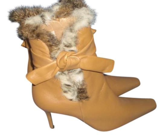 Preload https://img-static.tradesy.com/item/21913836/stuart-weitzman-brown-42514-lamb-leather-with-fur-trim-and-bow-m-bootsbooties-size-us-9-regular-m-b-0-1-540-540.jpg
