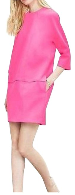 Preload https://img-static.tradesy.com/item/21913839/pink-short-night-out-dress-size-2-xs-0-1-650-650.jpg