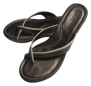Cole Haan Metalic Bronze Sandals
