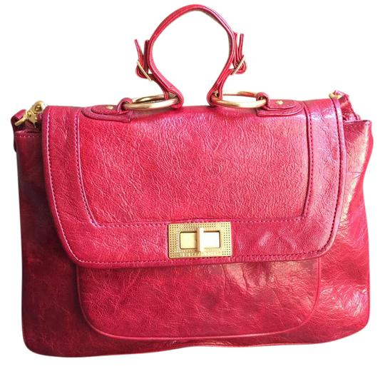 Preload https://img-static.tradesy.com/item/21914146/rebecca-minkoff-top-handle-handbag-red-leather-satchel-0-1-540-540.jpg