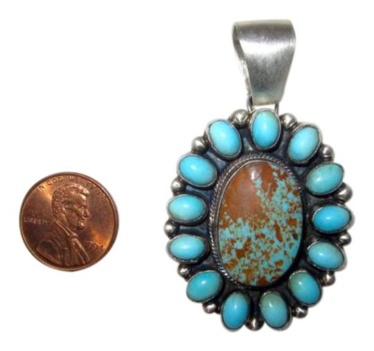 Preload https://img-static.tradesy.com/item/21914303/turquoise-and-silver-sterling-vintage-pendant-signd-kathleen-chavez-necklace-0-1-540-540.jpg