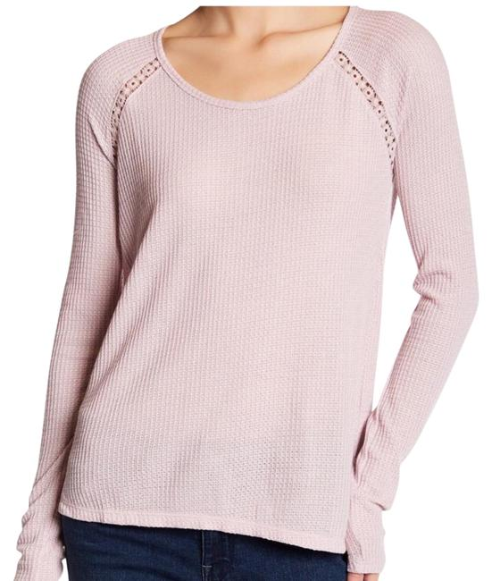 Preload https://img-static.tradesy.com/item/21914475/lucky-brand-lace-sweaterpullover-size-8-m-0-1-650-650.jpg