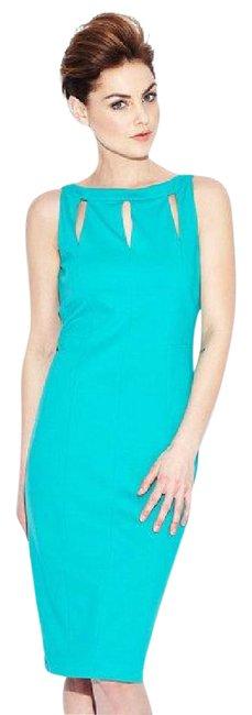 Preload https://img-static.tradesy.com/item/21914517/rachel-roy-jade-new-cut-out-collar-knit-short-workoffice-dress-size-10-m-0-1-650-650.jpg