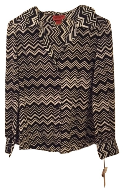 Preload https://item4.tradesy.com/images/missoni-for-target-701610-rare-button-down-shirt-2191463-0-0.jpg?width=400&height=650
