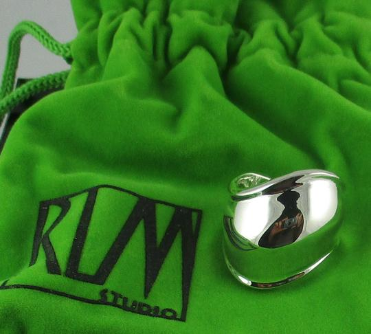 RLM Studio RLM Studio Sterling Silver Domed Ring
