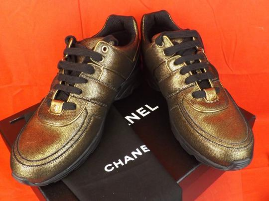 Chanel Gold Athletic Image 5