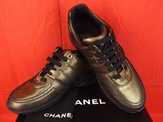 Chanel Gold Athletic Image 7