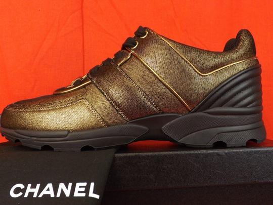 Chanel Gold Athletic Image 8