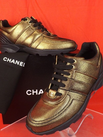 Chanel Gold Athletic Image 1
