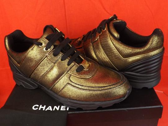 Chanel Gold Athletic Image 3