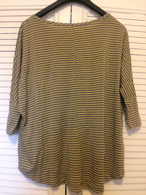 Modcloth Loose Fit Casual Stripes Tunic Image 1