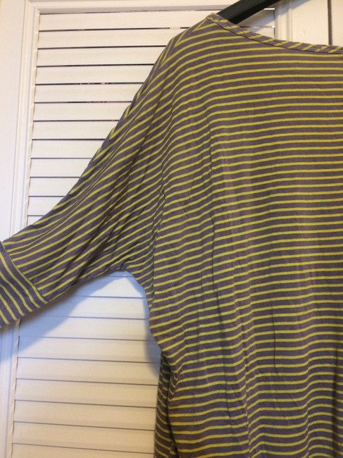 Modcloth Loose Fit Casual Stripes Tunic Image 2