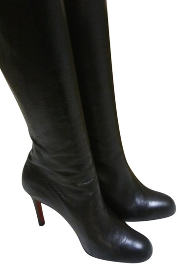 Preload https://img-static.tradesy.com/item/21914902/christian-louboutin-genuine-boots-black-leather-0-8-540-540.jpg