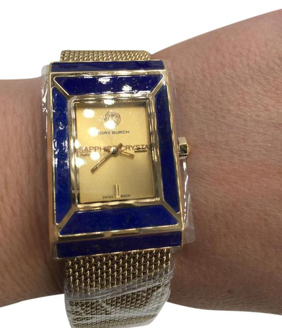 Tory Burch Gold Tone Robinson Special Edition Watch Tory Burch Gold Tone Robinson Special Edition Watch Image 1