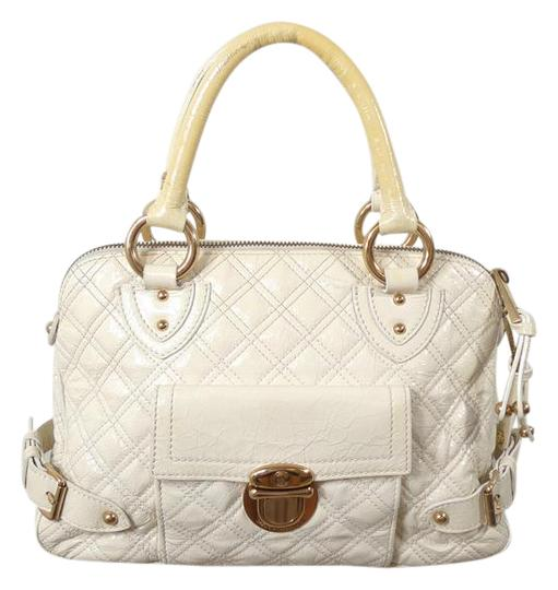 Preload https://img-static.tradesy.com/item/21915131/marc-jacobs-quilted-patent-leather-satchel-0-1-540-540.jpg