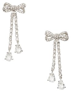 Kate Spade pearly glow earrings