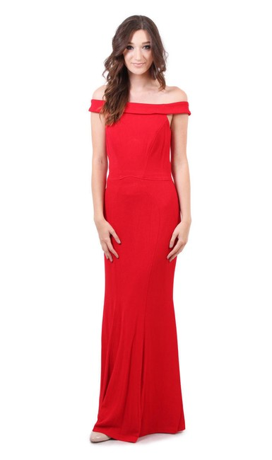 Preload https://img-static.tradesy.com/item/21915333/cachet-red-off-shoulder-zipper-back-piping-detail-bodycon-solid-jersey-dre-long-cocktail-dress-size-0-0-650-650.jpg