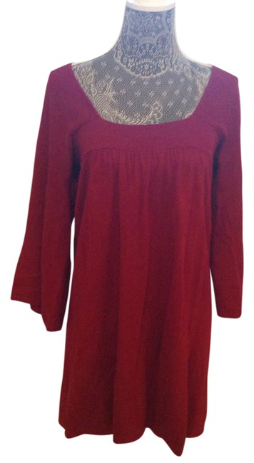 Preload https://img-static.tradesy.com/item/21915789/express-red-mid-length-workoffice-dress-size-8-m-0-1-650-650.jpg