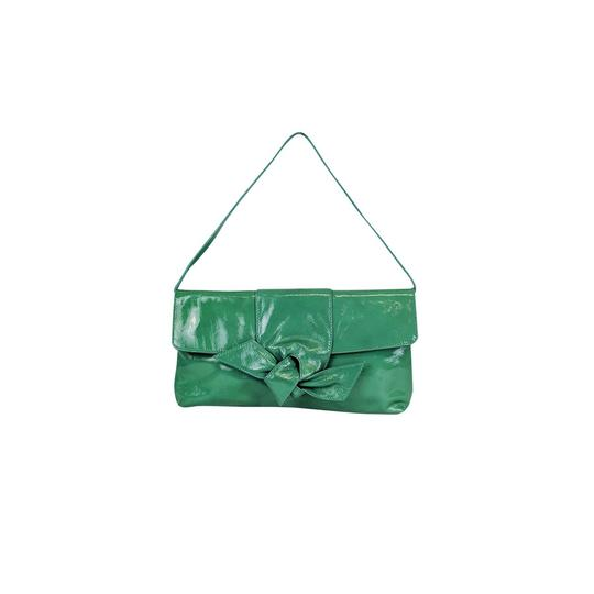 Preload https://img-static.tradesy.com/item/21915908/furla-patent-green-leather-clutch-0-0-540-540.jpg