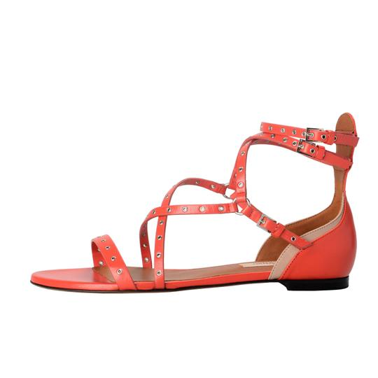 Valentino Garavani Orange Sandals Image 1
