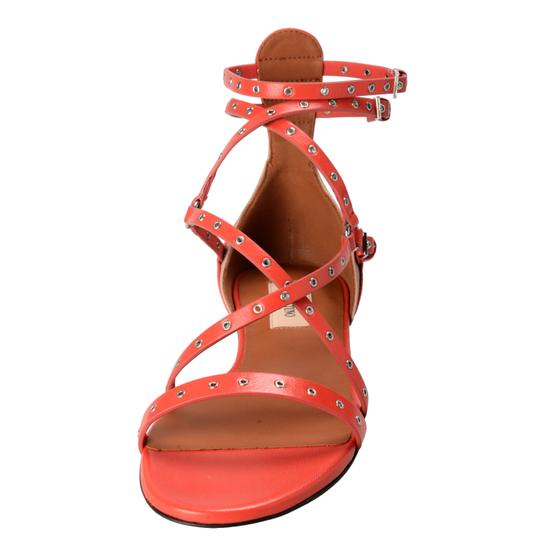 Valentino Garavani Orange Sandals Image 3
