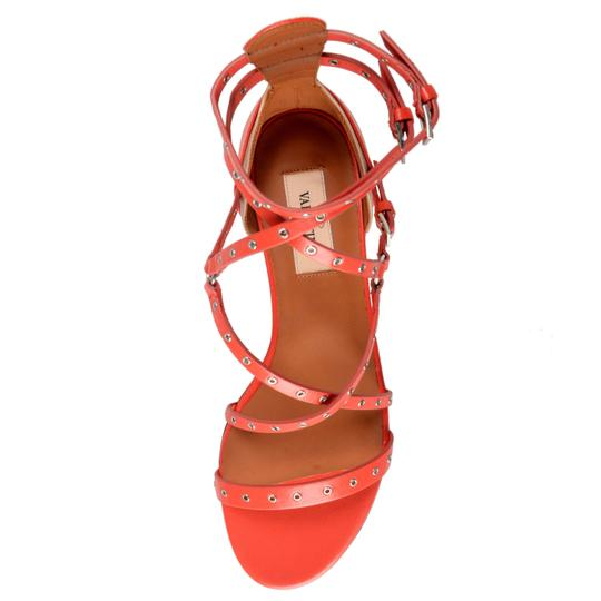Valentino Garavani Orange Sandals Image 5