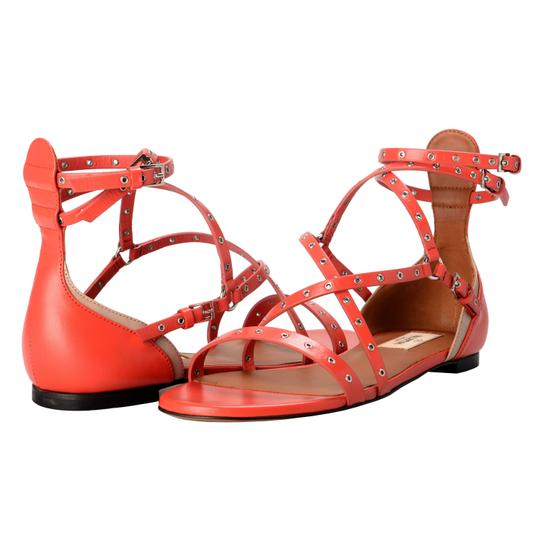 Valentino Garavani Orange Sandals Image 6