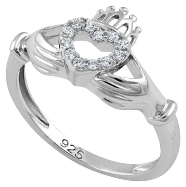 Sterling Silver ** ** Claddagh Ring Sterling Silver ** ** Claddagh Ring Image 1