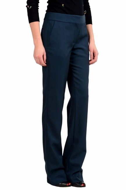 Maison Margiela Trouser Pants Dark Blue