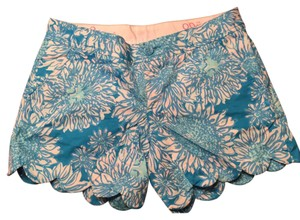Lilly Pulitzer Dress Shorts lion in the sun
