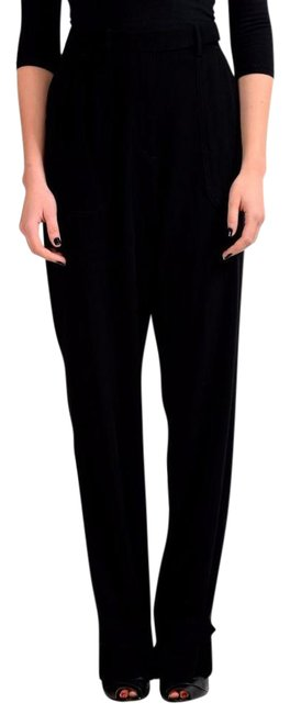 Preload https://img-static.tradesy.com/item/21916397/maison-margiela-black-4-replica-women-s-casual-straight-leg-pants-size-8-m-29-30-0-1-650-650.jpg
