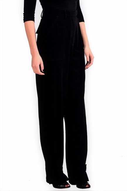 Maison Margiela Straight Pants Black Image 1