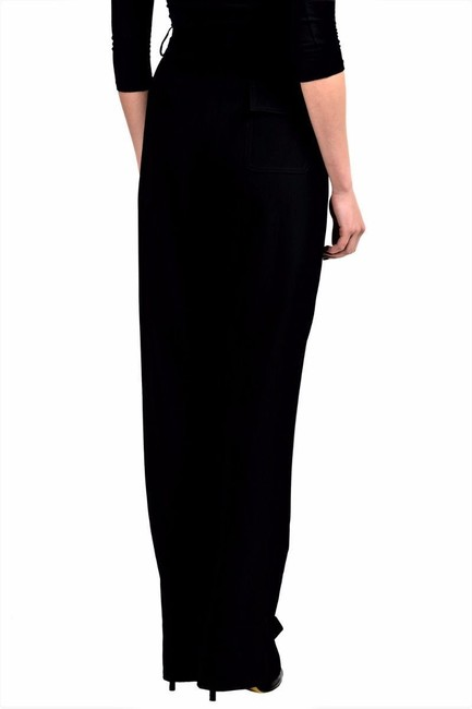 Maison Margiela Straight Pants Black Image 2