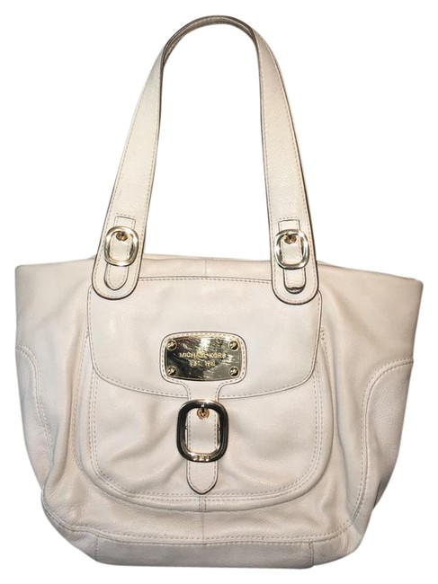 Item - And Real Purse Cream Tote