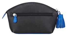 Barneys New York Gorgeous Leather Cosmetic Bag from Barneys!