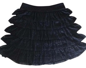 Royal Underground Mini Skirt black