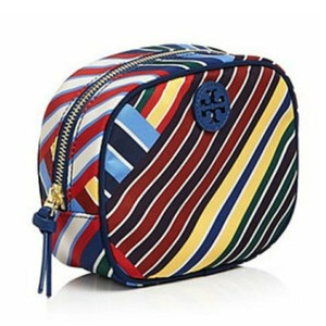 Tory Burch NWTS! ELLA STRIP FLEMMING QUILTED