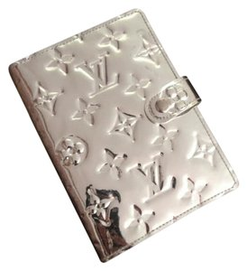 Louis Vuitton Limited Edition Louis Vuitton Mirror Mirroir Silver Agenda