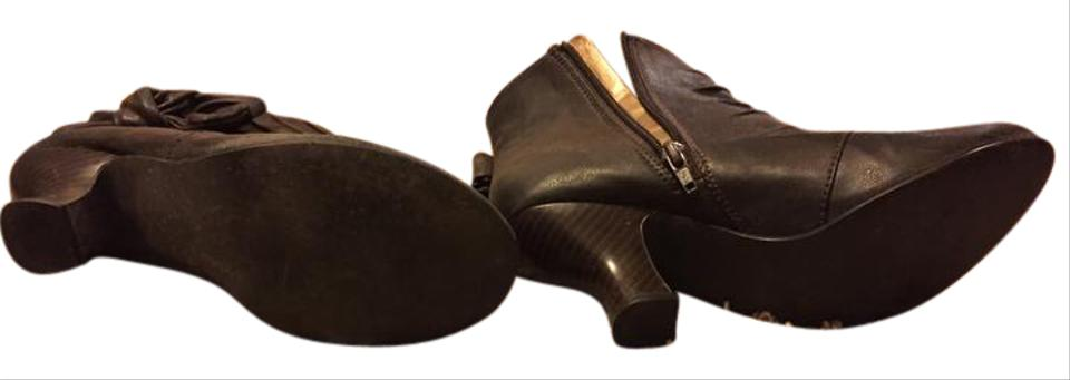 WOMEN BKE clearance Brown Sole Boots/Booties Big clearance BKE sale 9ce781