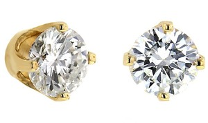 ABC Jewelry .33tcw Diamond Stud Earrings